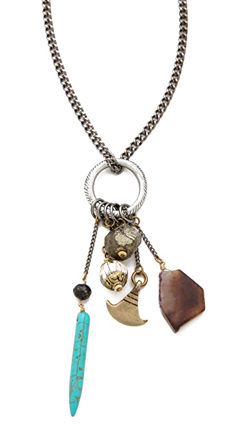 Vanessa Mooney The Earth Necklace