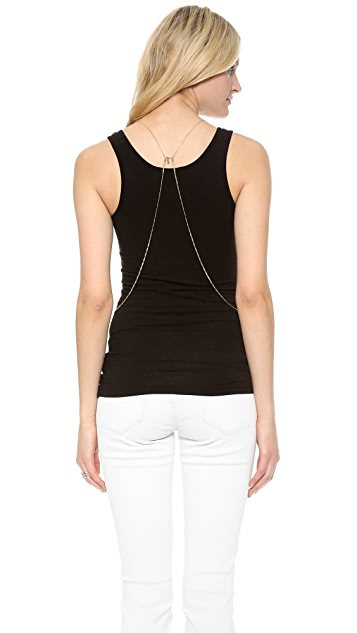Vanessa Mooney Rocksteady Body Chain