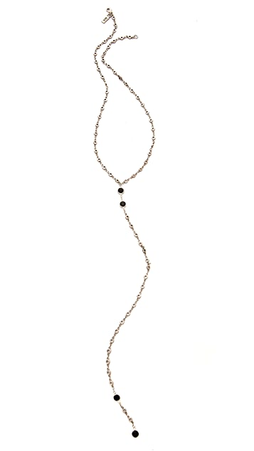 Vanessa Mooney The Legends Lariat Necklace