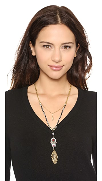 Vanessa Mooney The Fatima Statement Necklace
