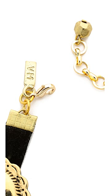 Vanessa Mooney Charlotte Mae Choker Necklace