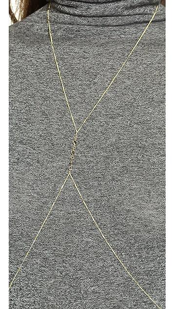 Vanessa Mooney Petite Body Chain