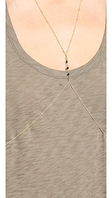 Vanessa Mooney The Petite Body Chain