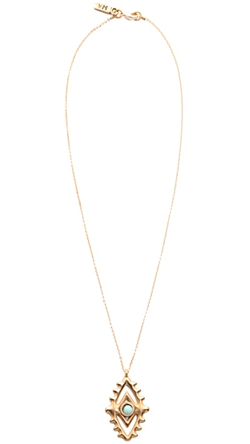Vanessa Mooney Through the Clouds Necklace
