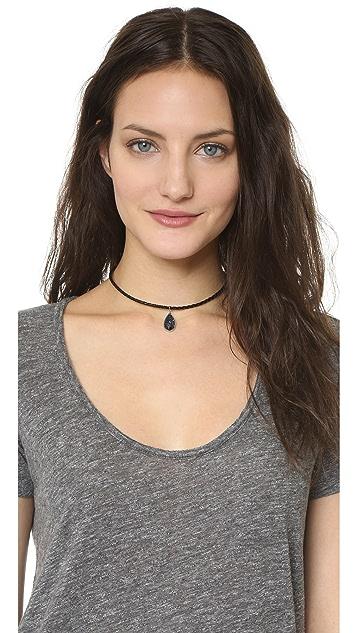 Vanessa Mooney The Pusher Choker Necklace