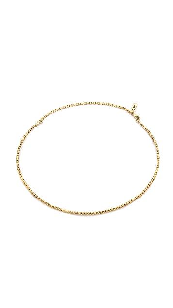Vanessa Mooney The Tiny Bead Choker Necklace