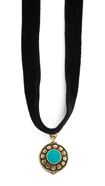 Vanessa Mooney Betty Choker Necklace