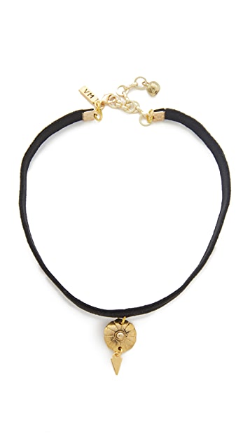 Vanessa Mooney The Darcy Choker Necklace