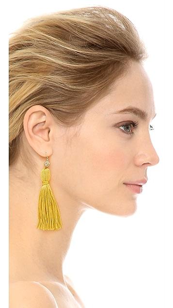 Vanessa Mooney The Elton Tassel Earrings