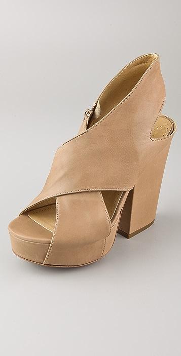 e26150c7d63 Vic Matie Kenya Platform Sandals