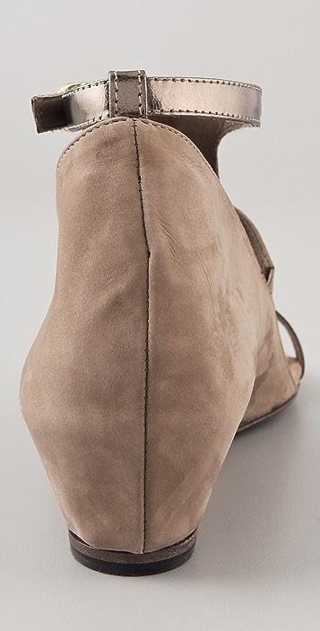 Vic Matie Masai Hidden Wedge Sandals