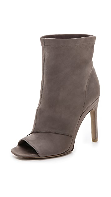 Vic Matie Open Toe Booties