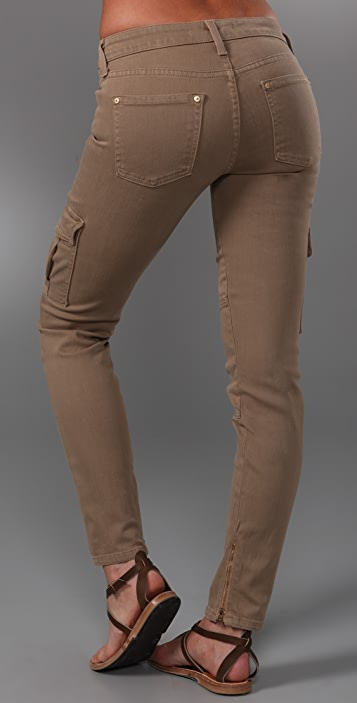 6f5f2d34d7b53a Vince Denim Ankle Cargo Skinny Jeans | SHOPBOP