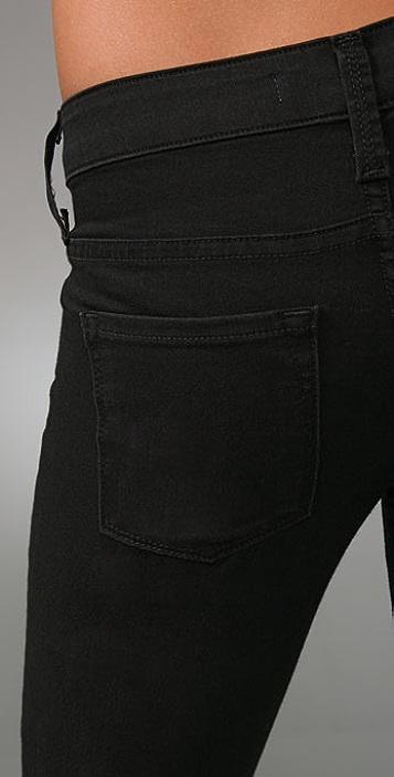 Vince Denim Second Skin Skinny Jeans