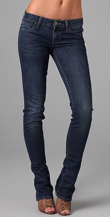 Vince Denim Long Baby Bell Jeans