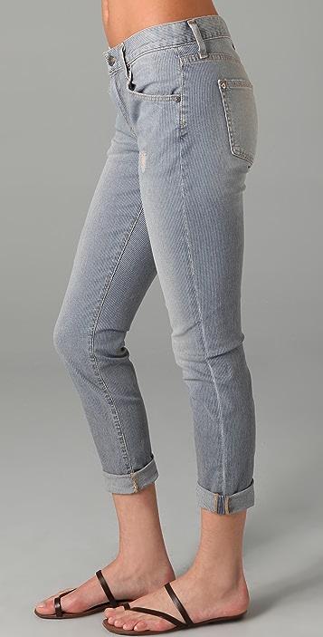 Vince Denim Trouser Drop Jeans