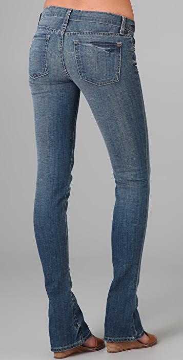 Vince Denim Baby Bell Redux Jeans