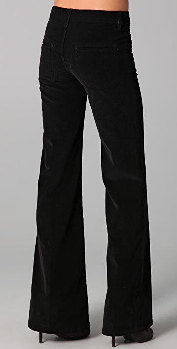 Vince Denim Vintage Fonda Corduroy Pants