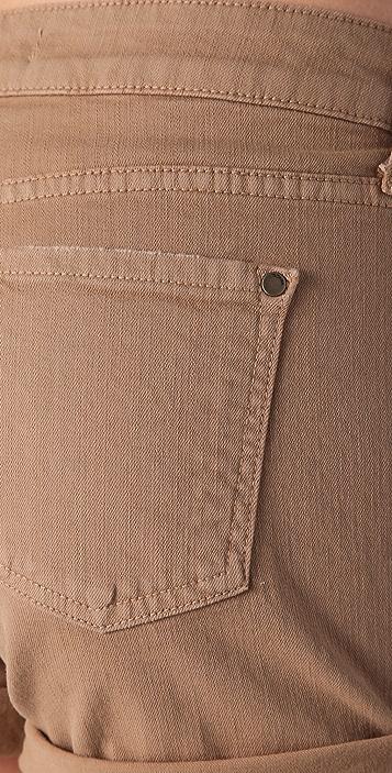 Vince Denim Luce Shorts