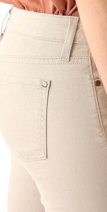 Vince Denim Crop Skinny Ankle Jeans