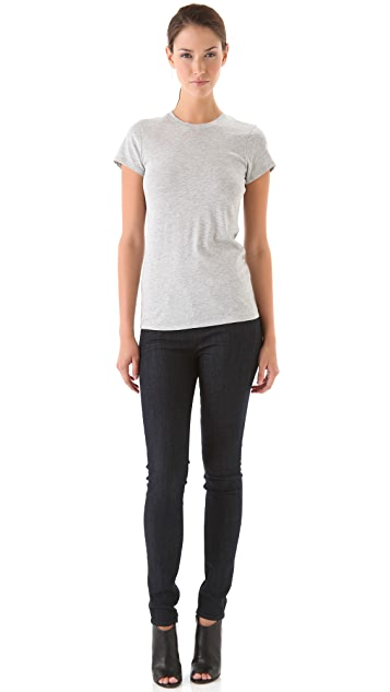 Vince Denim 5 Pocket Skinny Jeans