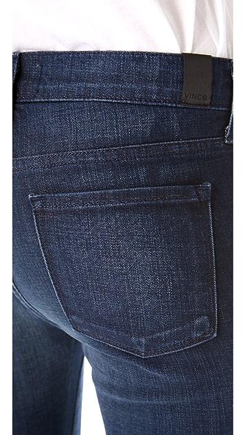 Vince Denim Cigarette Jeans