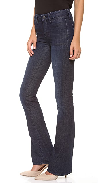 Vince Denim Taylor Boot Cut Jeans