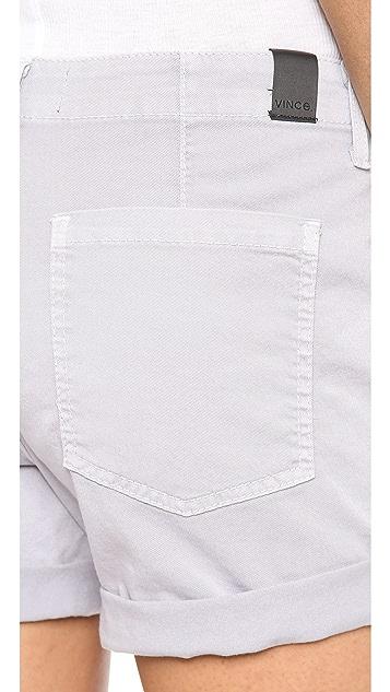 Vince Denim The Patch Shorts