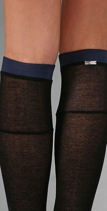 VPL Knee Lows Socks
