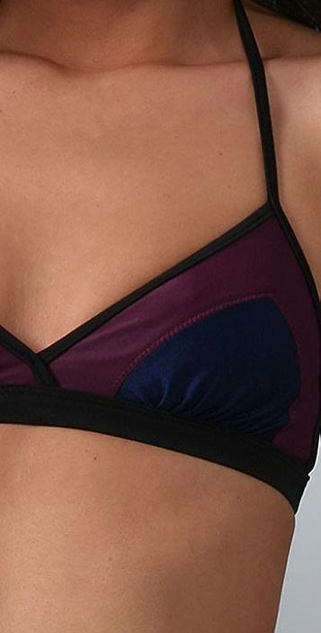 VPL Deltoid Bikini Top