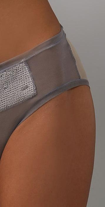 VPL Fractured Bandage Undi Briefs