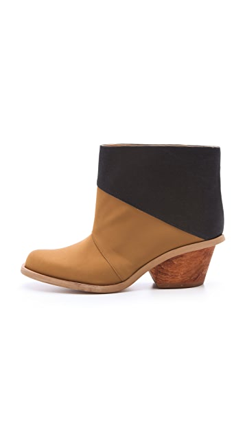VPL LD Tuttle for VPL Two Tone Booties