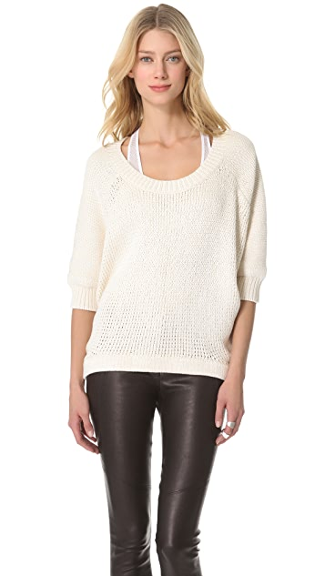 VPL Cross Grain Sweater