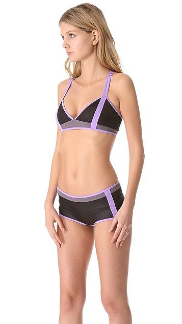 VPL X-Ertion Swim Bikini Top