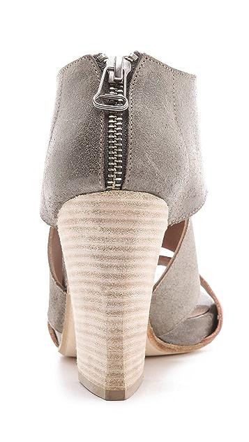 VPL LD Tuttle for VPL Cracked Heel Booties