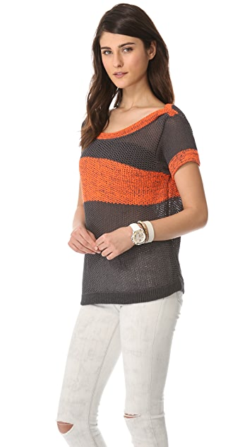 VPL Exertion Stripe Sweater