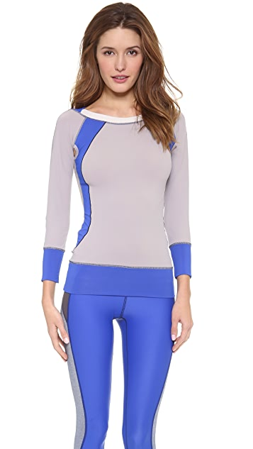 VPL Vent Rash Guard Top
