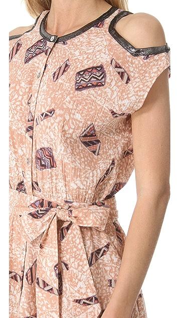 Viva Vena! by Vena Cava Judd Cutout Shoulder Dress