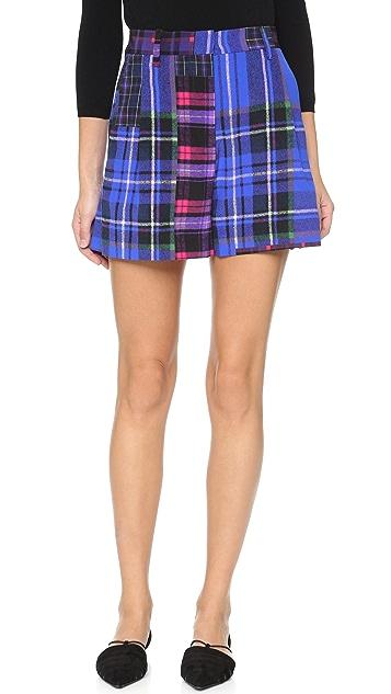 Victoria Victoria Beckham A Line Shorts