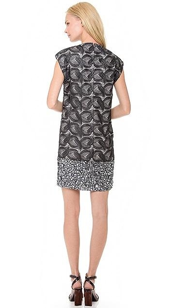 Vera Wang Collection Sleeveless Dress