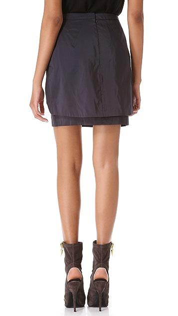 Vera Wang Collection Petal Skirt
