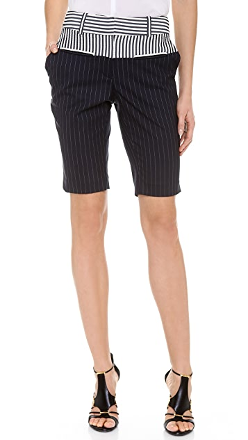 Vera Wang Collection Bermuda Shorts