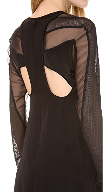 Vera Wang Collection Long Sleeve Top