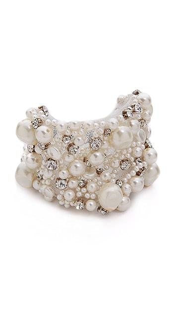 Vera Wang Collection Imitation Pearl Bracelet