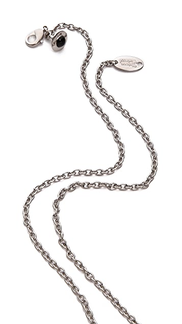 Vivienne Westwood Skeleton Long Necklace