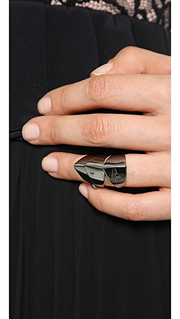 Vivienne Westwood Knuckleduster Ring