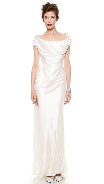 Viviene Westwood Wedding Dresses.Peace Cocotte Gown