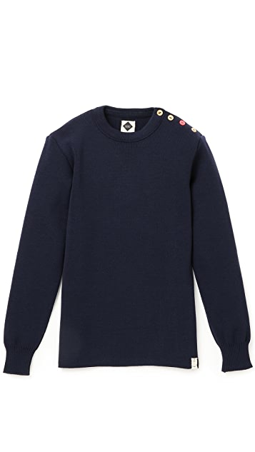 WAIT Sailor Knit Pullover