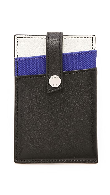WANT LES ESSENTIELS Kennedy Money Clip Wallet
