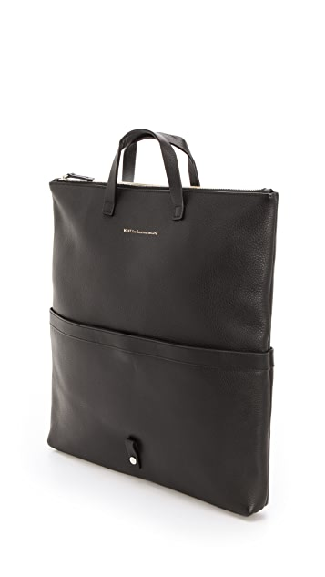 WANT LES ESSENTIELS Peretola Foldable Folio